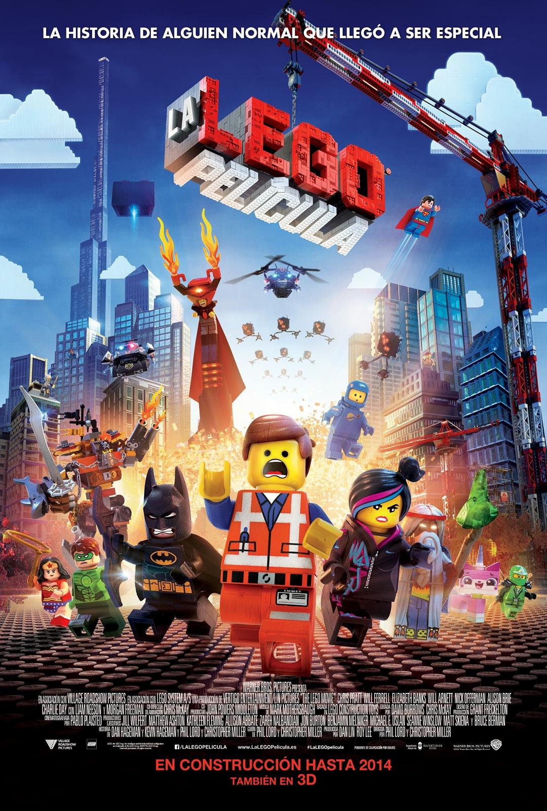 cartel-La-LEGO-Pelicula