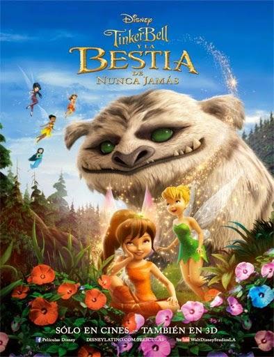 Campanilla y la Leyenda de la Bestia (2014)